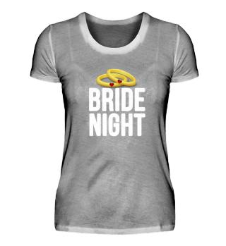 Bride Night Funny Weddings Party Gift