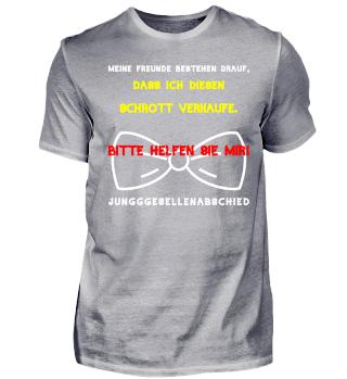 JGA Shirt Männer Freund verkaufen