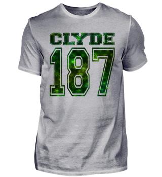 187 Crime Weed 01 bonnie clyde Grün