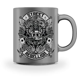 Street Rebellion Motorcycle Biker Club