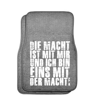 ★ Die Macht Ist Mit Mir 2 Automatte