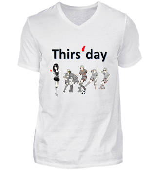 Thirsday Football Sport by Fit&Fun Wear
