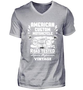 ☛ American Custom Motorcycle · Vintage #1.1