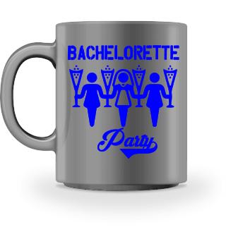 GIFT- BACHELORETTE PARTY BLUE
