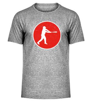 Geschenk baseball homerun base 2