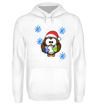 Hoodie - HoHoHo Bird | Geschenk