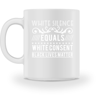White silence equals white consent