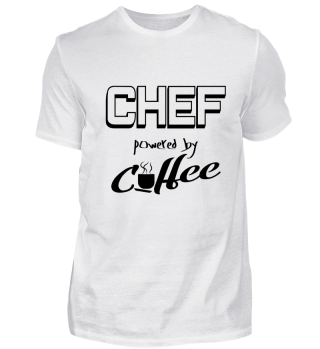 Chef Coffee Job Profession Gift Idea