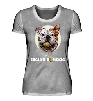 It´s a English Bulldog - Exklusiv