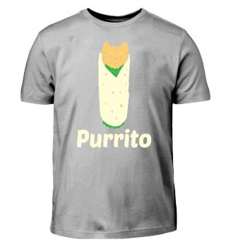 Purrito CATS/TEXAN FOOD/WORDPLAY