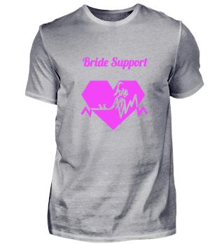 bride support pink