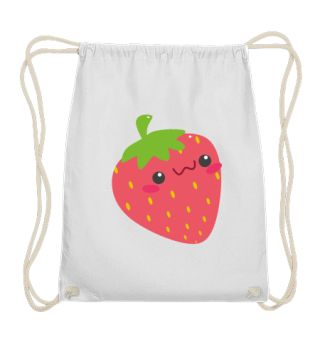 Cute Kawaii Strawberry - Gift Idea