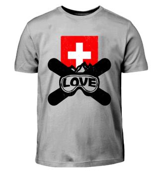 Snowboard Love Switzerland