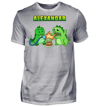 Alexandar Geburtstag Geschenk