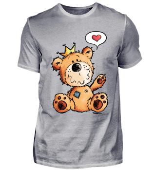 Prince Bear In Love I Teddy Bears Gift