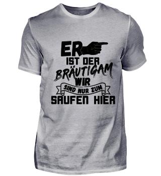 Junggesellenabschied Shirt