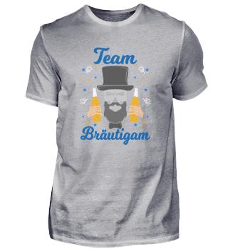 Team Bräutigam Bier JGA Junggesellenabsc