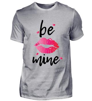Be Mine am Valentinstag (Männer)