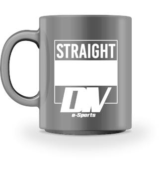 Straight Tasse