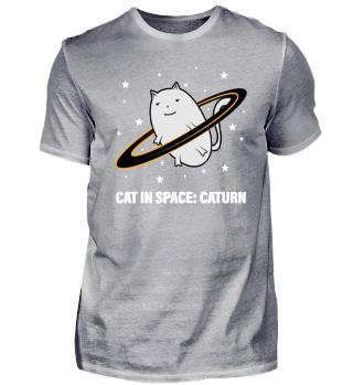 Cat in space: Caturn.