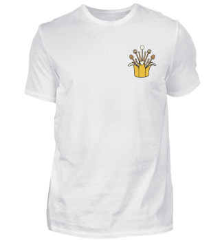 LCP CROWN T-Shirt (Small Emblem)