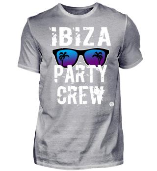 IBIZA PARTY CREW Shirt