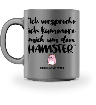 Hamster | Lustiger Spruch | Geschenk