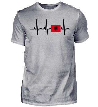 EKG Albanien