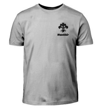 Gruppen-Shirts-Waschbären