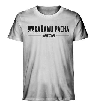 KANAMU PACHA ORGANIC SHIRT W/B MAN