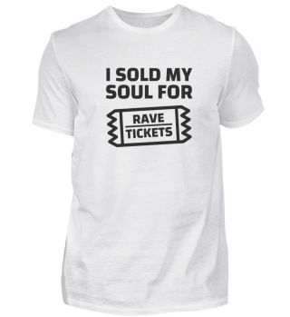 I Sold my Soul for Rave Tickets! Techno