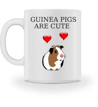 Guinea Pigs are cute