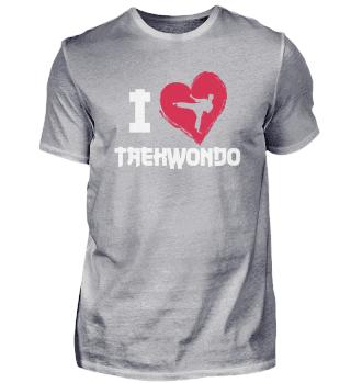 Taekwondo Love   Gift Martial Arts
