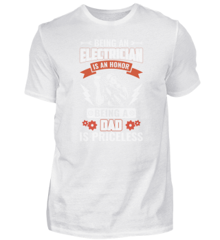 Electrician saying Volt electricity craf