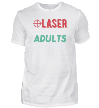 Lasertag is also for adults