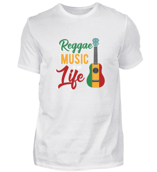 Reggae music is my life - gift
