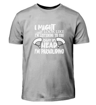 Paragliding - Head