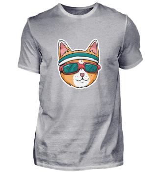Sports Cat, headband