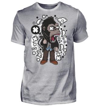 ☛ Gorilla Slayer #20.1