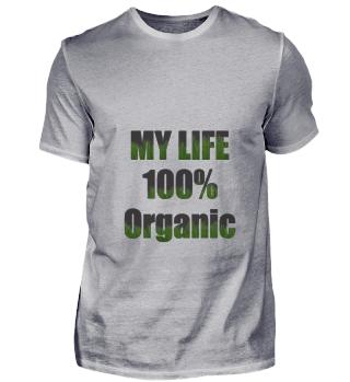 Organic Organic Life 100% Prezent