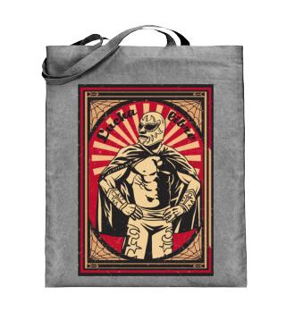 Einkaufstasche Lucha Libre Ramirez