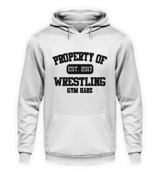 Property Wrestling Gym Hoodie