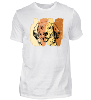 Golden Herrchen Retriever Geschenk Hund
