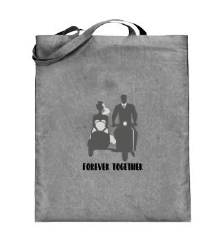 Forever together Bride and Groom - Gift