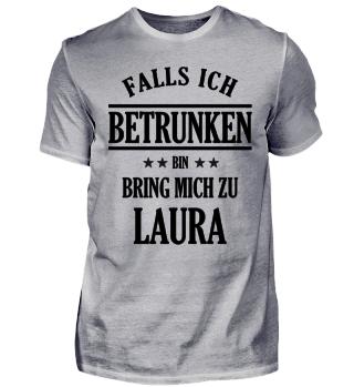 Falls ich betrunken bin Laura