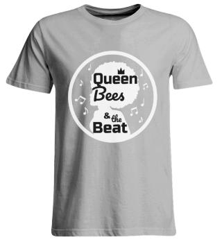 Queen Bees Übergrößen Unisex Shirt schw.