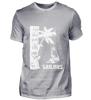 Karibik - Sailors - Schiff weiss