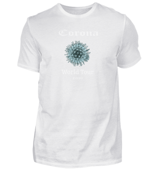 Corona. World Tour 2020