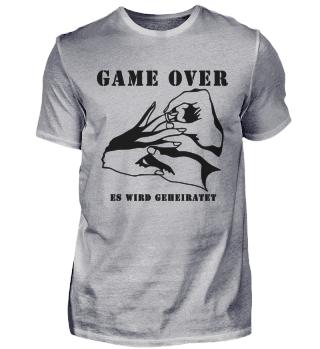 GameOver - Es wird geheiratet