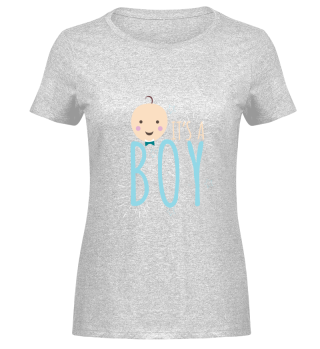 It Will Be A Boy Parents Pregnancy Baby